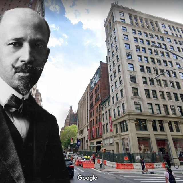 Civil Rights, the NAACP, and W.E.B. DuBois: The African American history tied to 70 Fifth Avenue