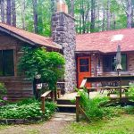kates lazy meadow, kate's lazy meadow, kate pierson,airbnb, esopus creek, catskills, upstate, cabins, retro, mid-century, quirky cabins
