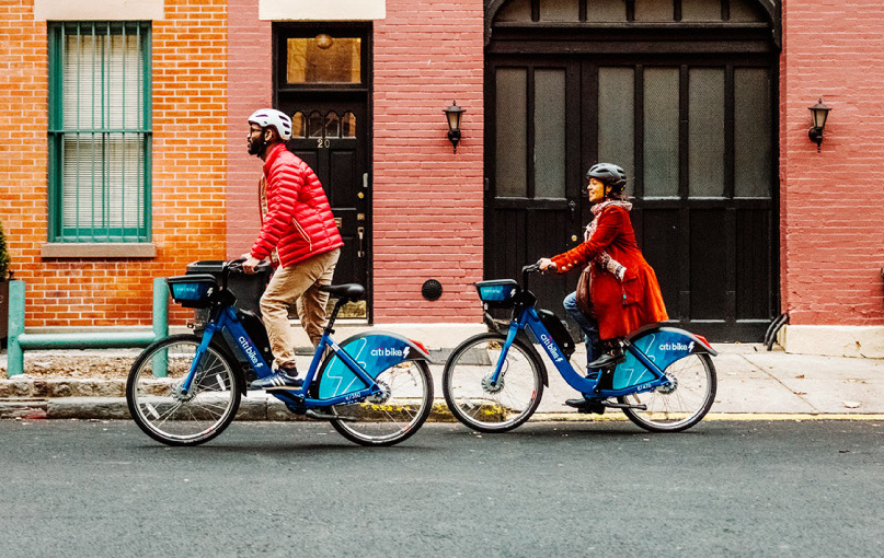 Electric Citi Bikes return to NYC after brake redesign