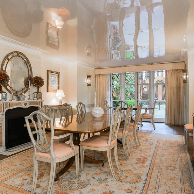 For $7.5M, George S. Kaufman's one-time 'European' townhouse on the Upper East Side