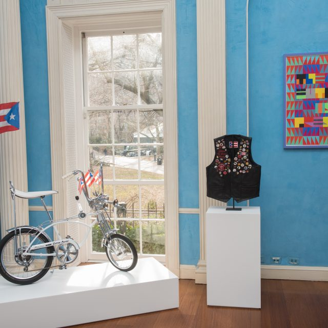 Gracie Mansion's largest art exhibition explores social justice and inclusion