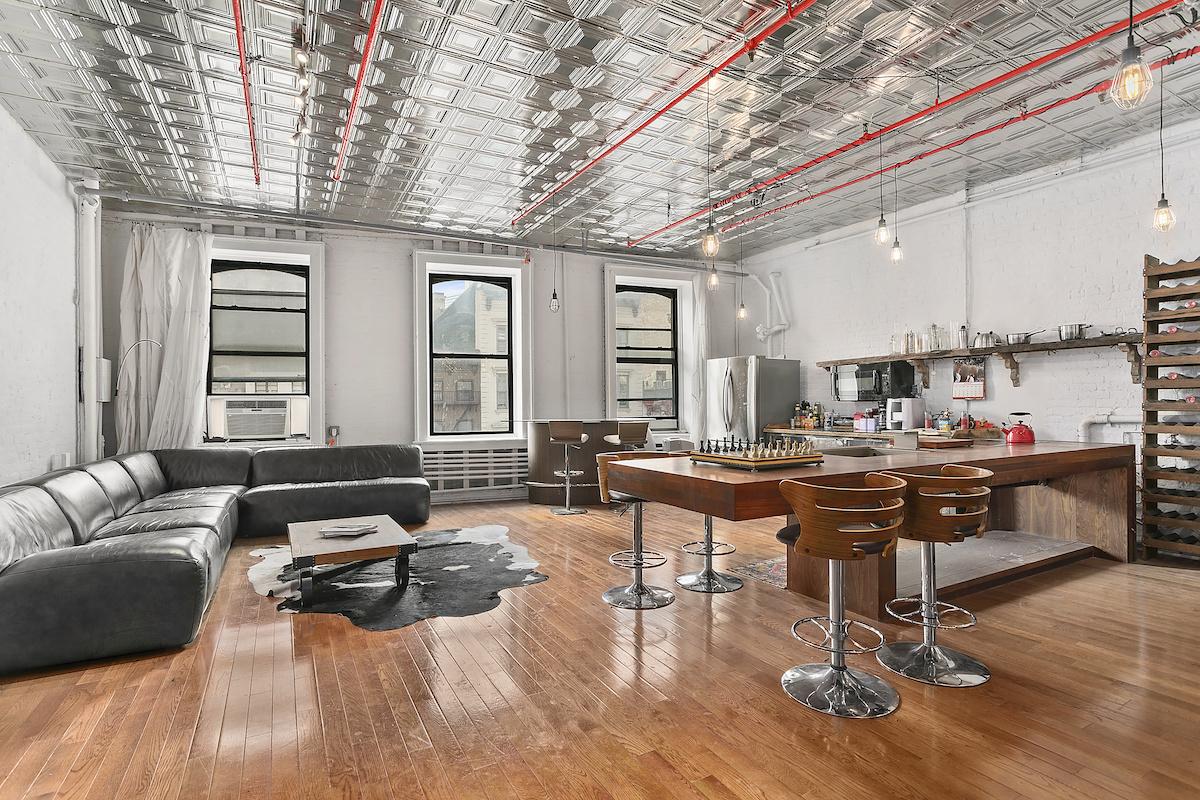 49 Howard Street, cool listings, Soho, lofts