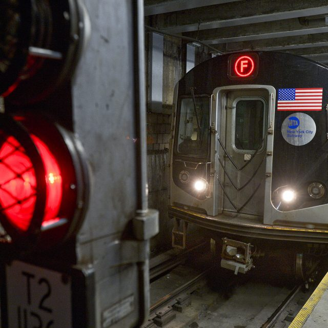 F train service changes coming next year as work on the city's last Sandy-damaged tunnel begins