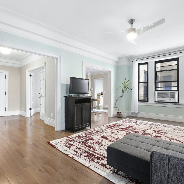 Thurgood Marshall's former Hamilton Heights co-op hits the market for $550K