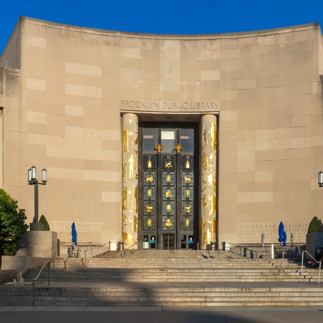 The Brooklyn Public Library is joining forces with the Brooklyn Historical Society