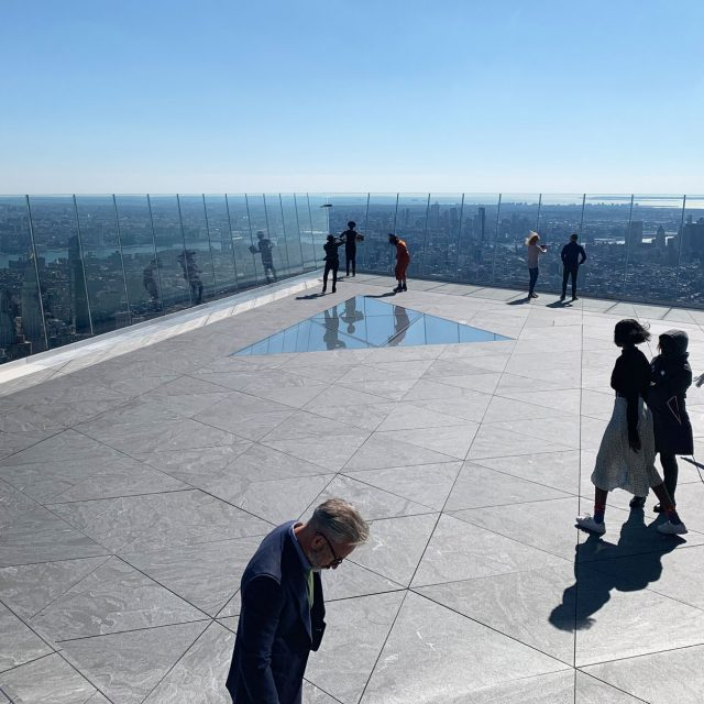 The highest outdoor observation deck in the Western Hemisphere is set to reopen at Hudson Yards