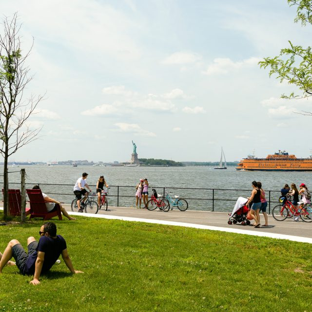 Governors Island will reopen on July 15 with limited capacity