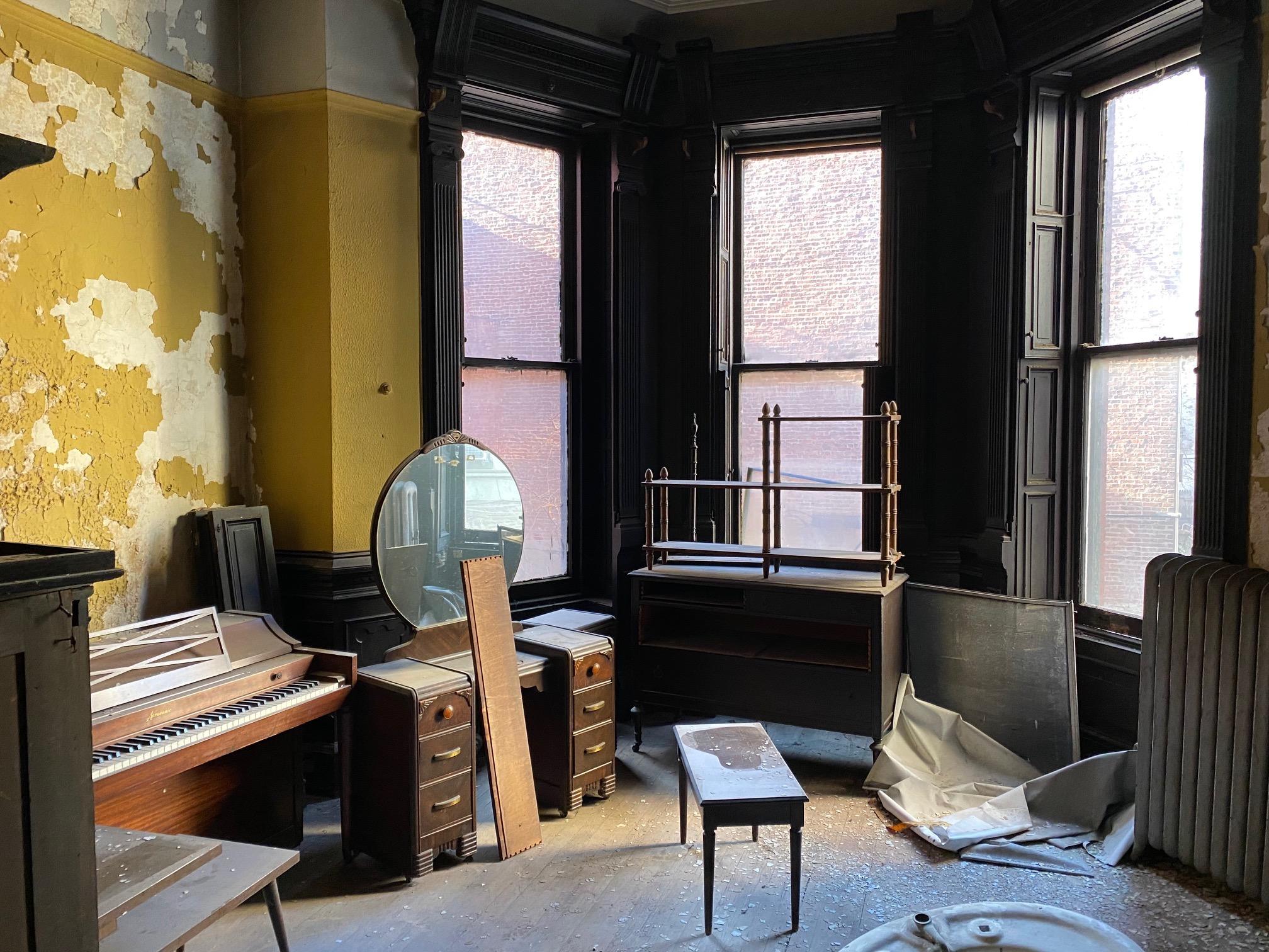 33 Mount Morris Park, Harlem, Townhouses