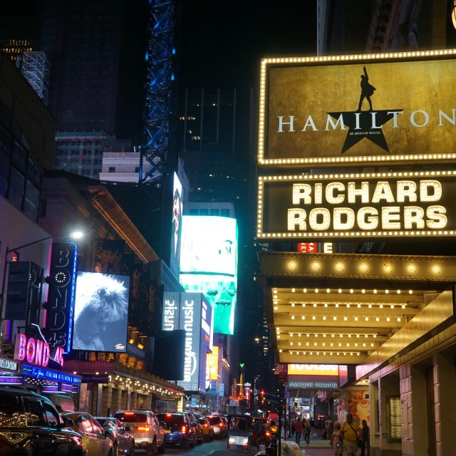 Broadway is coming back on September 14