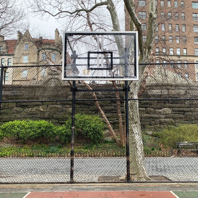 NYC removed 80 basketball hoops from parks