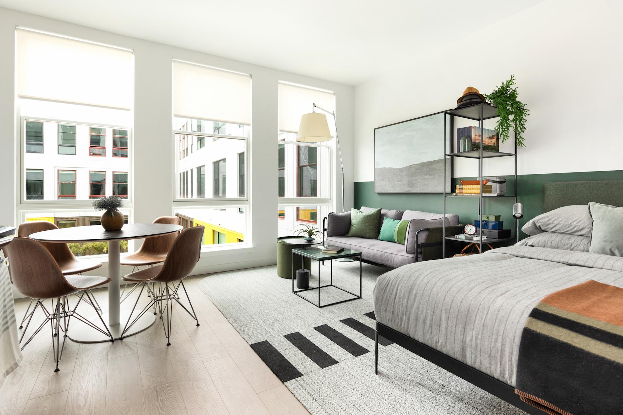 295J, Jersey City, apartments