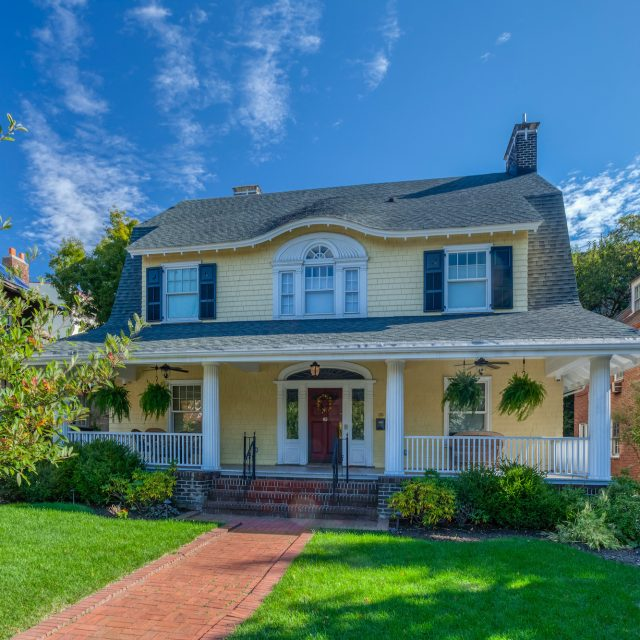 For $3.9M, this Prospect Park South Dutch Colonial has an 'enchanted forest' and 7 bedrooms