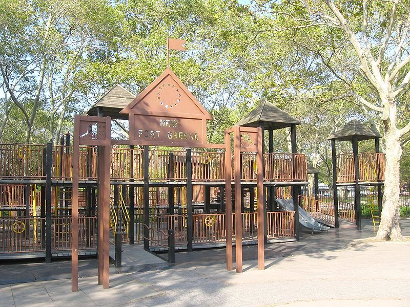 NYC shuts down 10 playgrounds because of overcrowding