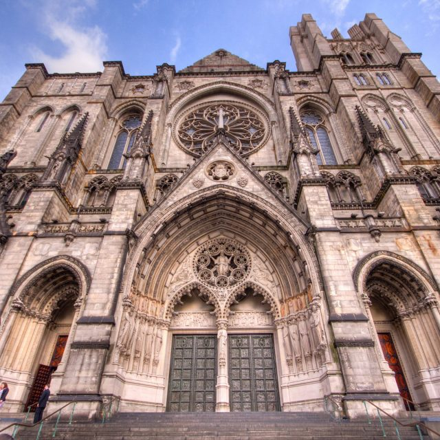 Plans to convert Cathedral Church of St. John the Divine into field hospital have been canceled