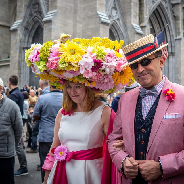 This Sunday's Easter Parade is going virtual