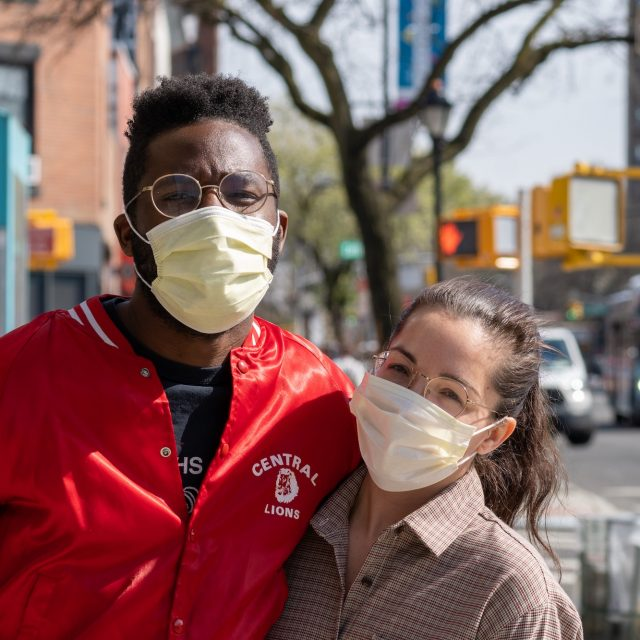 Watch the winner of New York's mask-awareness video competition