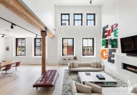 443 Greenwich Street, Tribeca, Celebrity Real Estate
