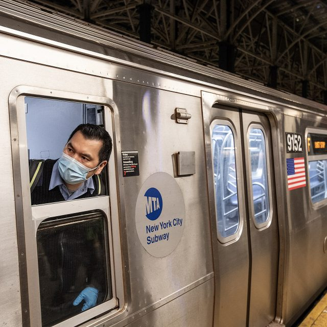 MTA to add more trains, hand sanitizer dispensers as NYC prepares to reopen next week