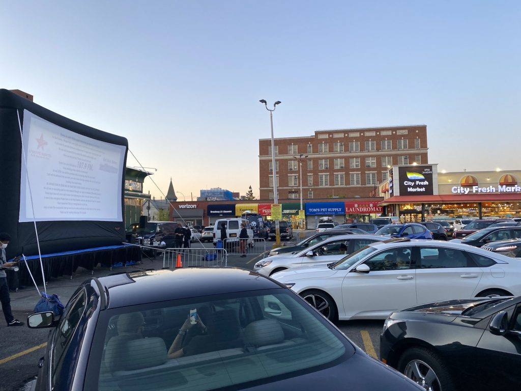 18 drive-in movie theaters in and around New York City | 6sqft