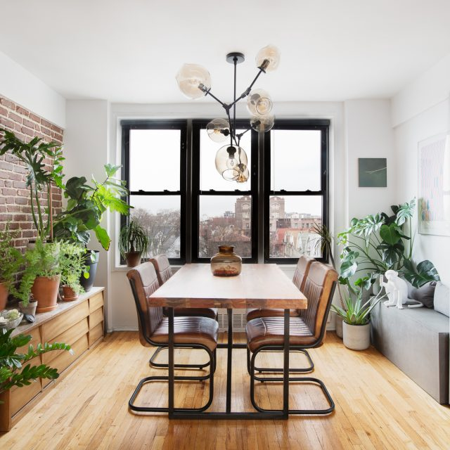 $599,000 Kensington co-op gets plenty of light for your plant collection