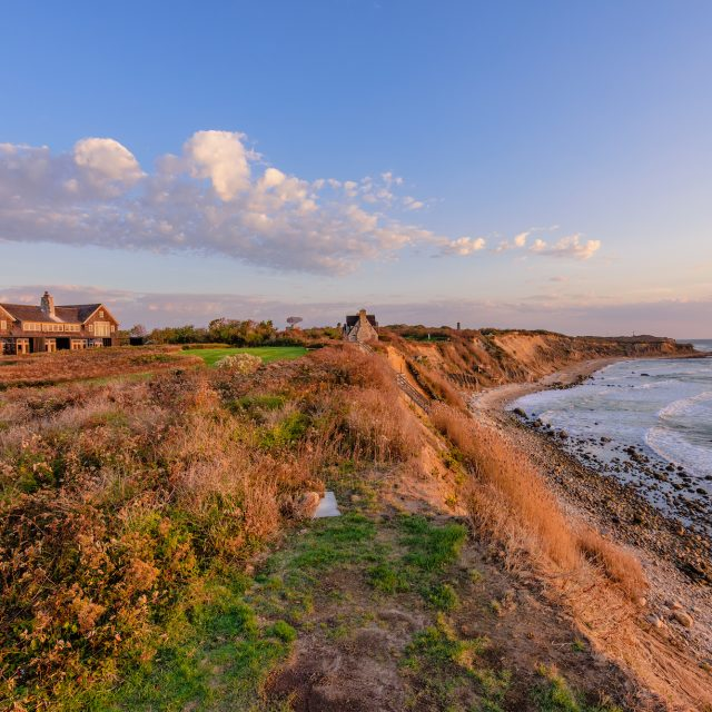 Billionaire art collector drops price of Montauk estate to $15.5M