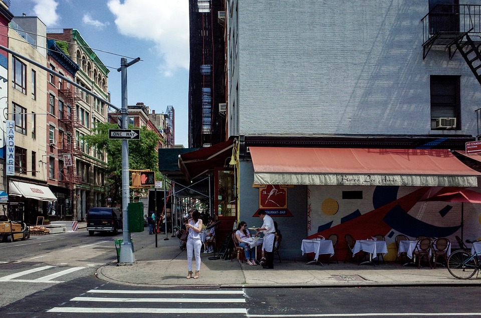 NYC reveals outdoor dining plan for phase two of reopening