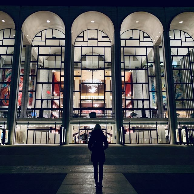 The Met Opera will not resume performances until New Year's Eve