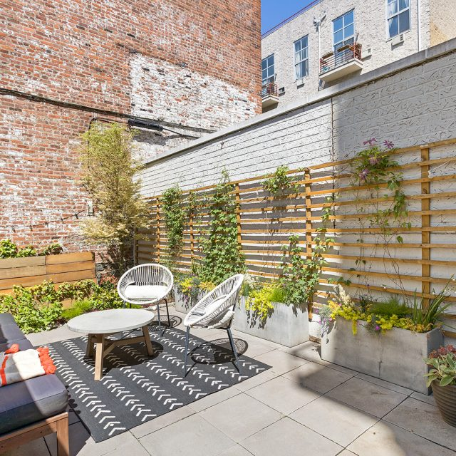 $1M East Williamsburg duplex has Scandinavian vibes and sunny terraces