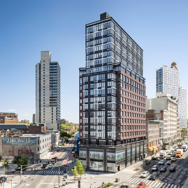 20 mixed-income apartments available at new Downtown Brooklyn tower, from $690/month
