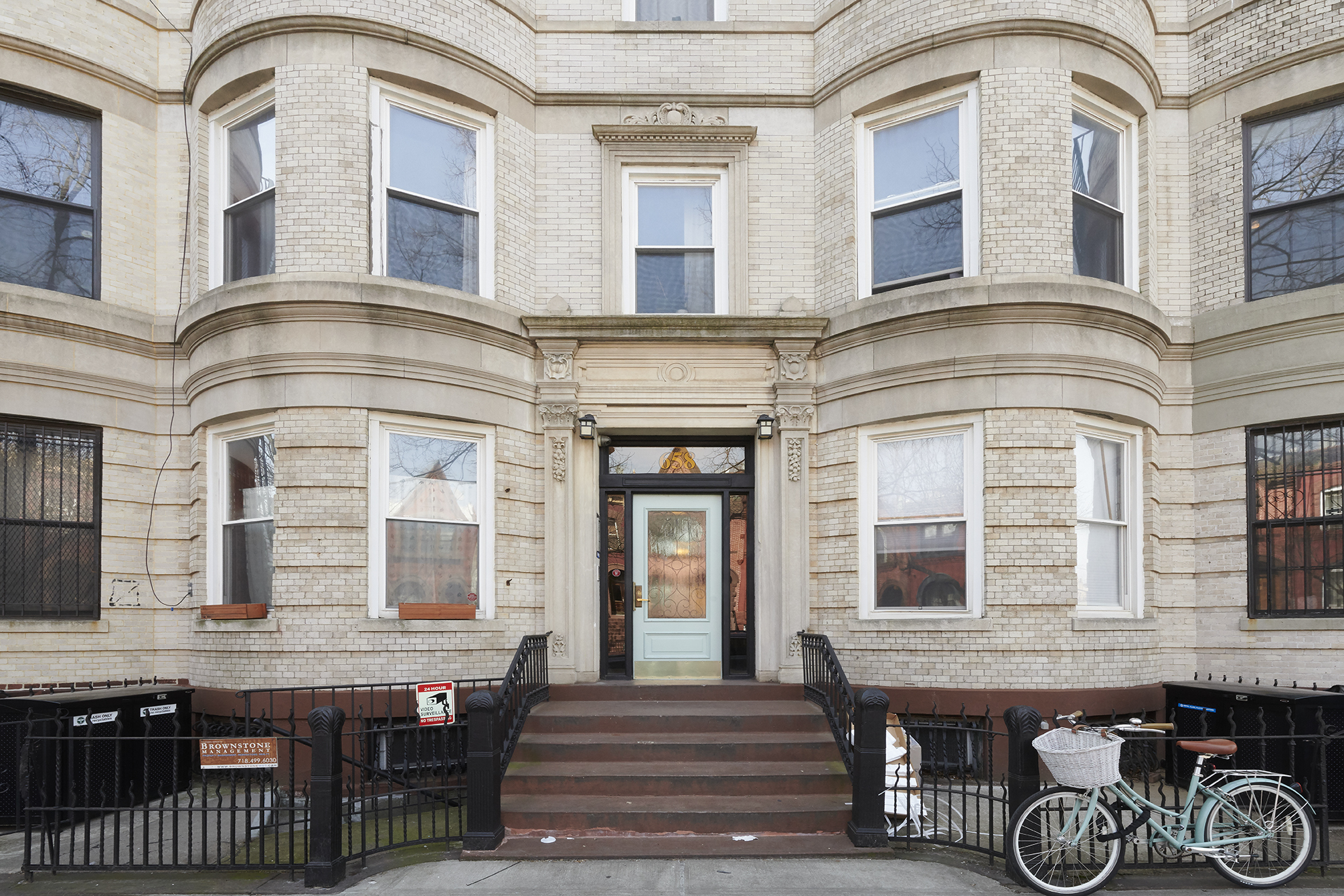 658 Park Place, Crown Heights