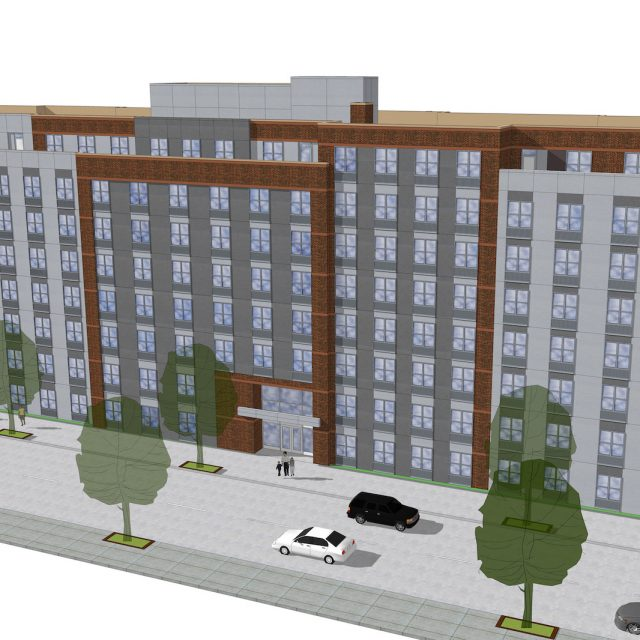 Lottery opens for 126 affordable apartments in the Bronx's Longwood, from $471/month
