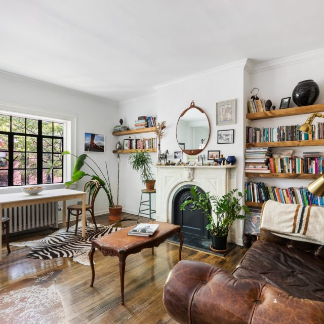 $999K Fort Greene co-op is super stylish with room to spare