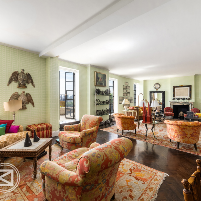 At the Upper West Side's iconic El Dorado, a $20M duplex with iconic Central Park views
