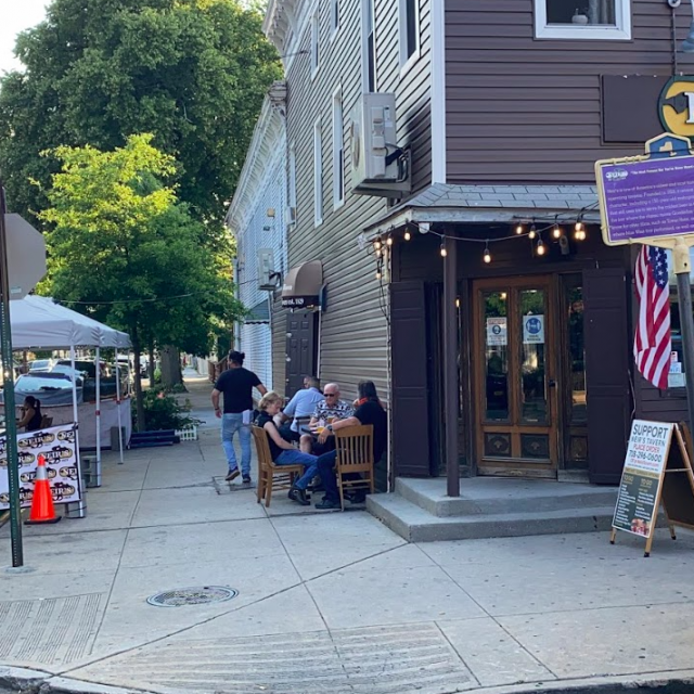 190-year-old Neir's Tavern reopens for outdoor dining in Woodhaven