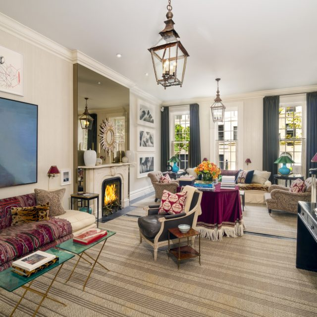 $5.75M Upper East Side townhouse has connections to the Astors and Roosevelts