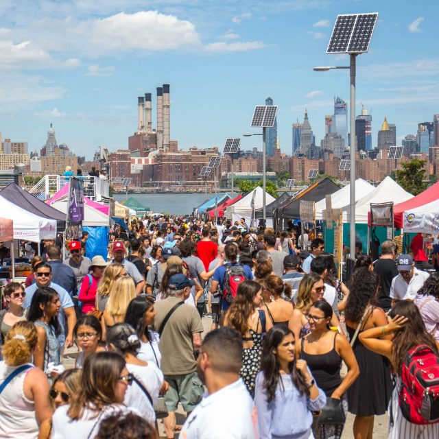 Smorgasburg returns to Williamsburg next week as takeout-only 'Smorg To Go'