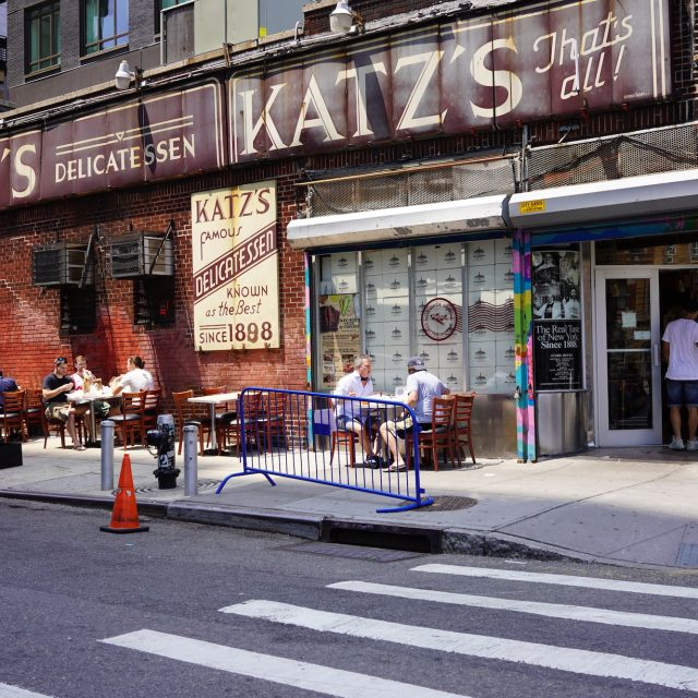 Katz's Deli launches its own local delivery service