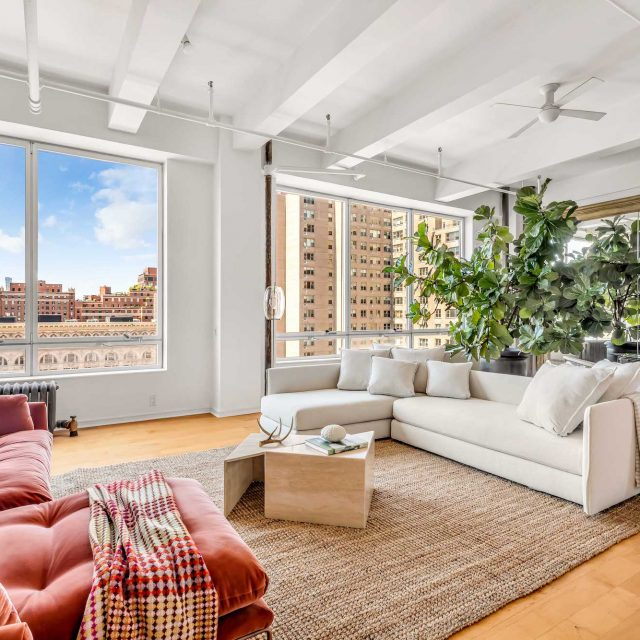 Susan Sarandon sells her Chelsea duplex for $7.9M asking price