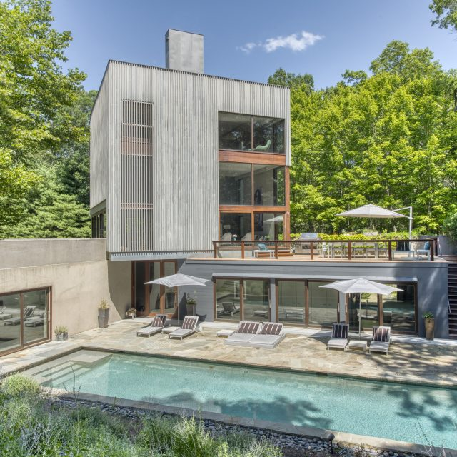 For $5.25M, you can own a modernist 'House at Sagaponac' in the Hamptons