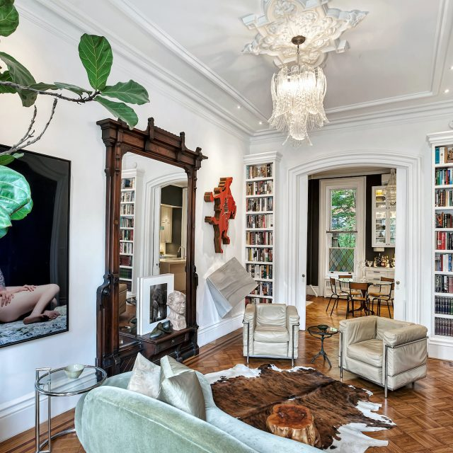 Second Empire brownstone in Fort Greene has been beautifully restored for $4M