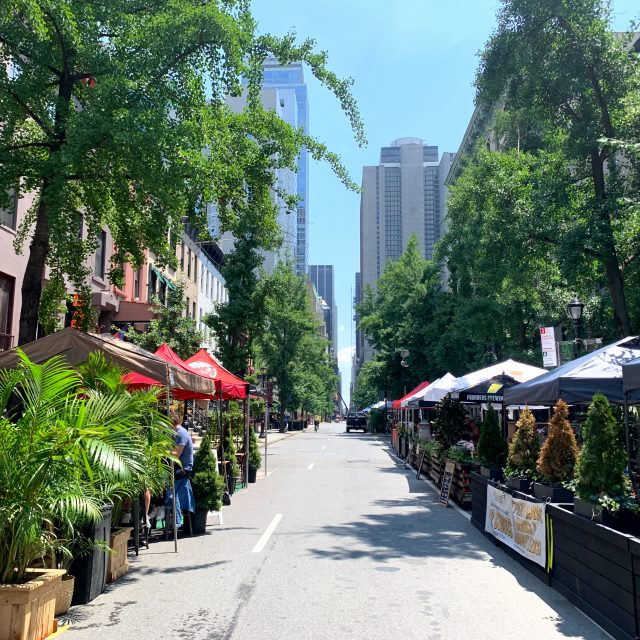 NYC's latest set of outdoor dining open streets includes 13 blocks on the Upper West Side