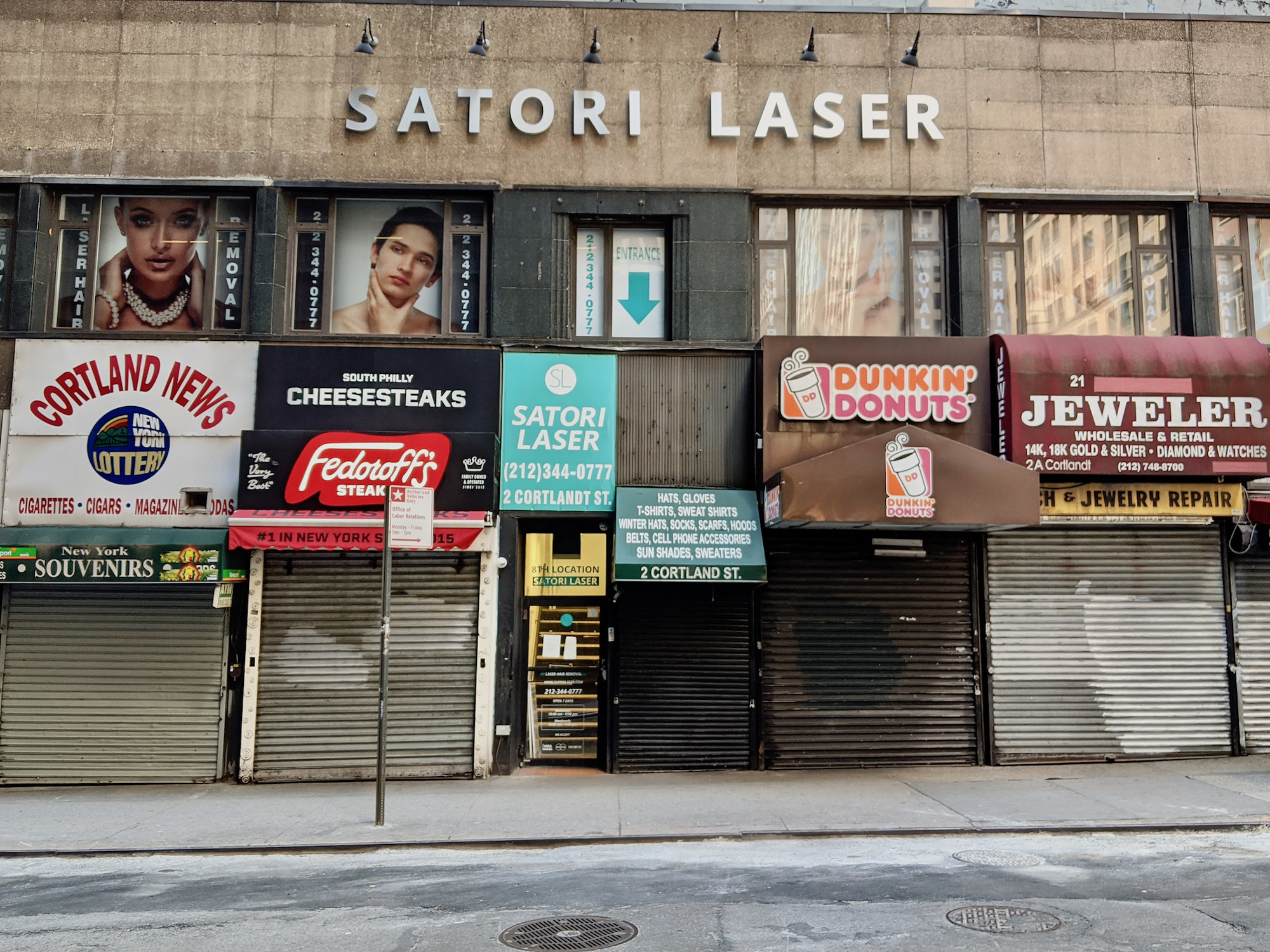 Over 1,000 NYC chain stores have closed this past year, the biggest drop in a decade | 6sqft