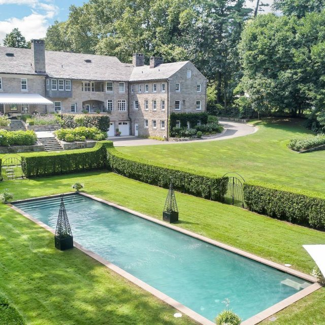 Historic Connecticut estate built by the man behind the Empire State Building lists for $8.3M