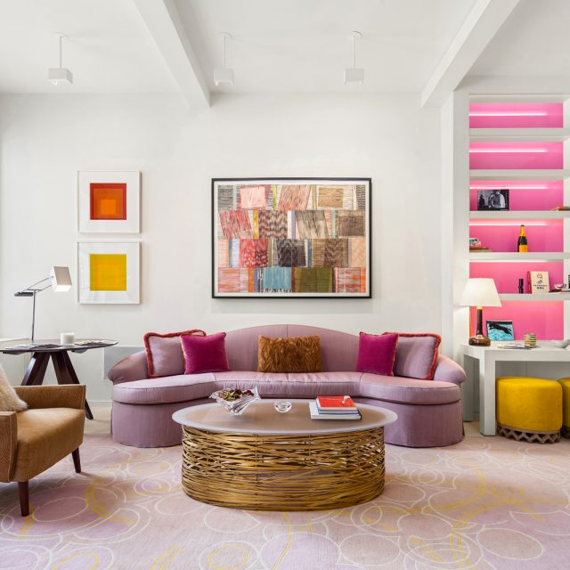 $3.45M Nomad loft is full of tech and bold design