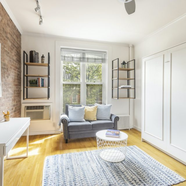 Sunny Chelsea studio has everything you need for $435K