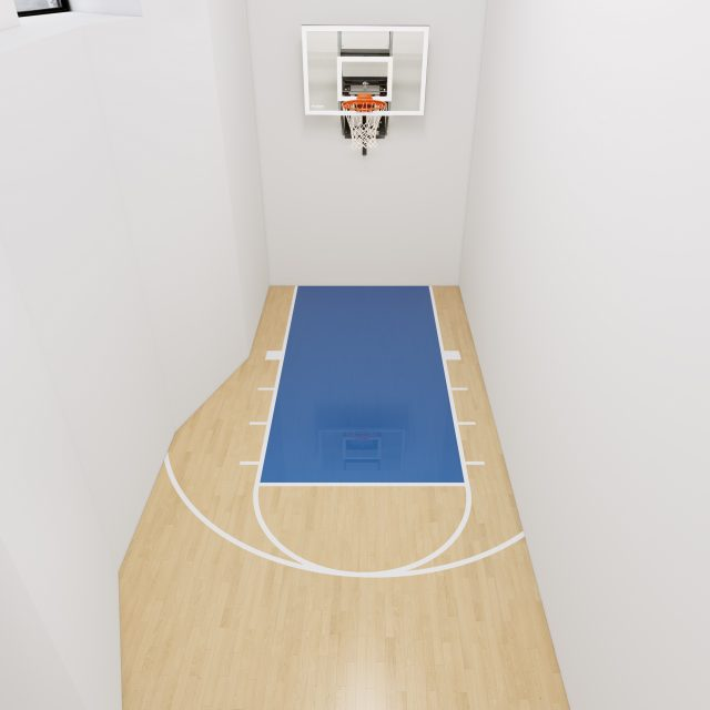 There's a basement basketball court at this $35M Upper West Side brownstone