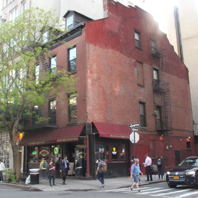 Noho's Bleecker Street Bar is closing for good this month