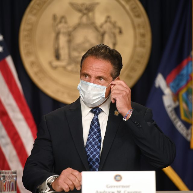 New York will lift mask mandate in line with CDC guidelines