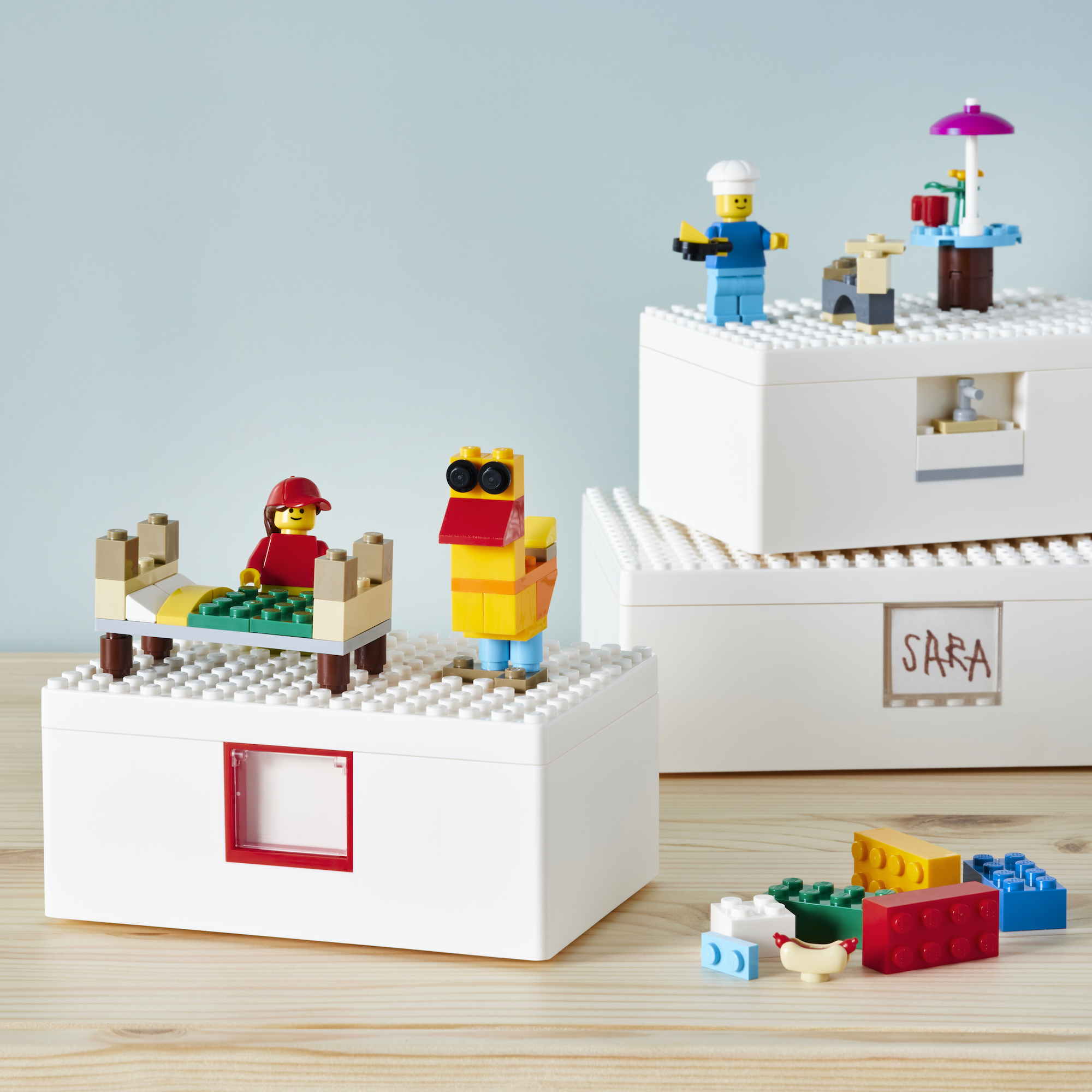 New IKEA, LEGO collaboration makes it fun to clean up toys ...
