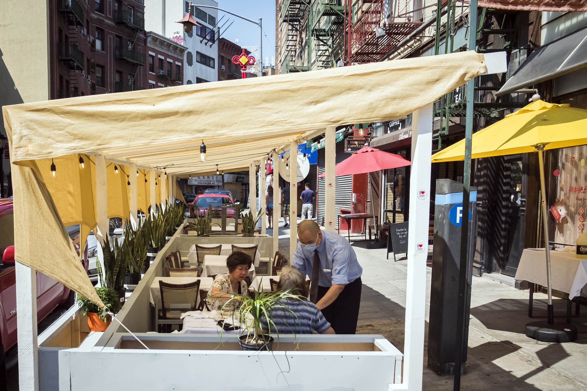 New Program Asks Architects To Help Design Outdoor Dining Spaces For Nyc Restaurants 6sqft